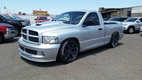 Ram Srt 10 >> Dodge Ram Pickup 1500 Srt 10 For Sale In Arizona Carsforsale Com