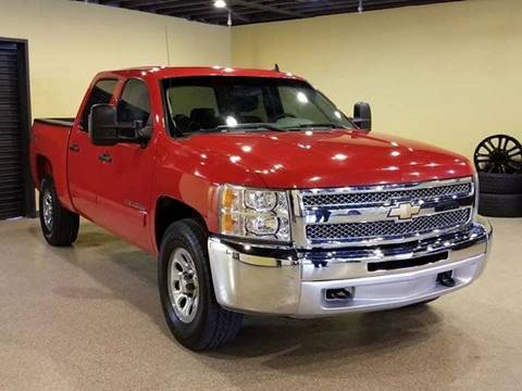 2012 Chevrolet Silverado 1500 for sale in Phoenix, AZ