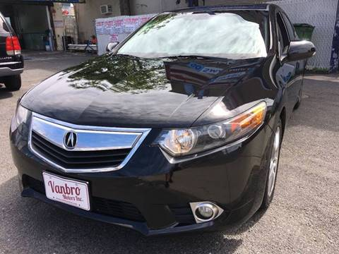 2012 Acura TSX for sale in Staten Island, NY