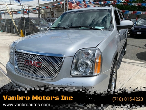 2014 GMC Yukon XL for sale in Staten Island, NY