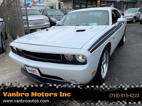 2011 Dodge Challenger for sale in Staten Island, NY