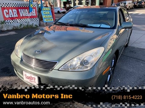 2005 Lexus ES 330 for sale in Staten Island, NY