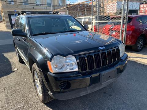 2007 Jeep Grand Cherokee for sale at Vanbro Motors Inc in Staten Island NY