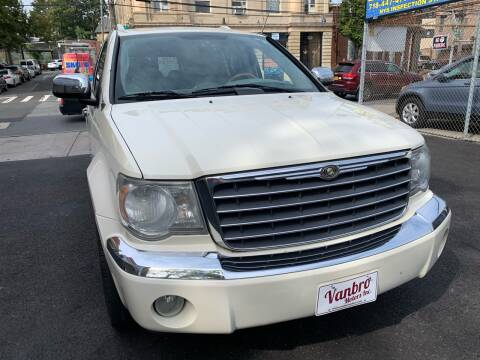 2008 Chrysler Aspen for sale at Vanbro Motors Inc in Staten Island NY