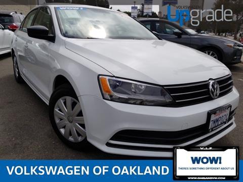 2015 Volkswagen Jetta for sale in Oakland, CA