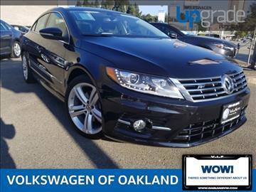 2014 Volkswagen CC for sale in Oakland, CA