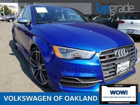2016 Audi S3 for sale in Oakland, CA