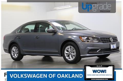2017 Volkswagen Passat for sale in Oakland, CA