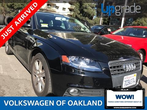 2010 Audi A4 for sale in Oakland, CA