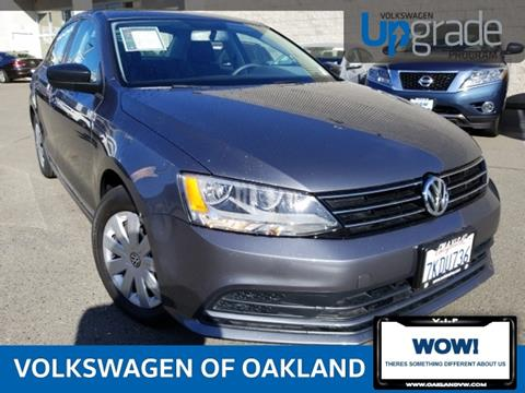 2015 Volkswagen Jetta for sale in Oakland, CA