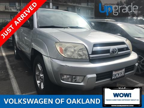 2005 Toyota 4Runner for sale in Oakland, CA
