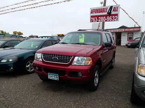 2005 Ford Explorer for sale in Elk River, MN