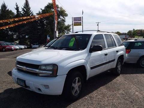 2005 Chevrolet TrailBlazer for sale in Elk River, MN