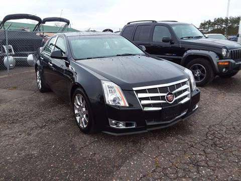 2008 Cadillac CTS for sale in Elk River, MN