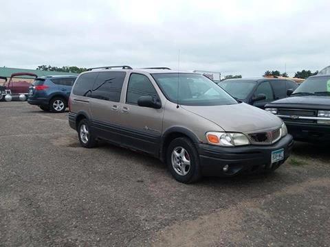 2004 Pontiac Montana for sale in Elk River, MN