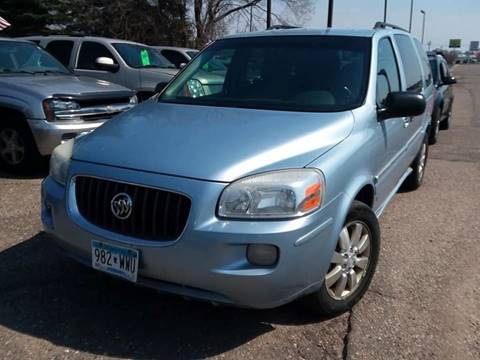 2007 Buick Terraza For Sale In Elk River Mn