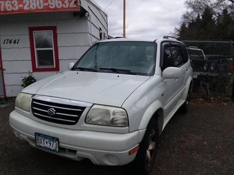 2002 Suzuki XL7 for sale in Elk River, MN