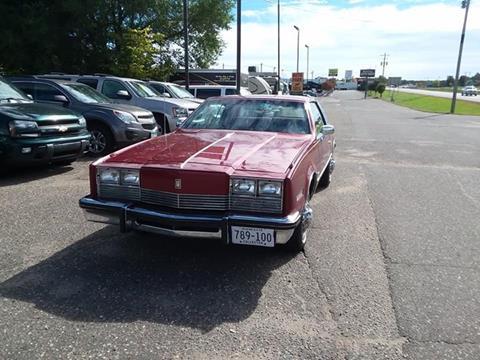 1983 Oldsmobile Toronado for sale in Elk River, MN