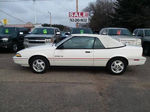 1992 Pontiac Sunbird for sale in Elk River, MN