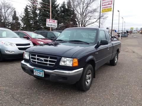 2003 Ford Ranger for sale in Elk River, MN