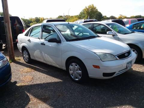 2007 Ford Focus for sale at Affordable 4 All Auto Sales in Elk River MN