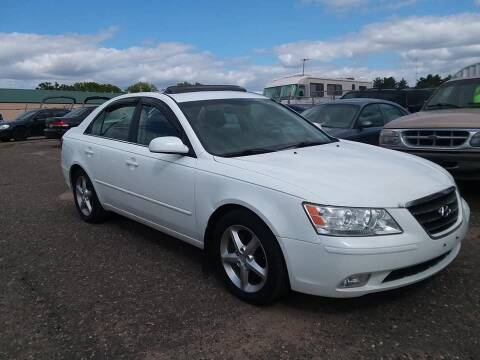 2009 Hyundai Sonata for sale at Affordable 4 All Auto Sales in Elk River MN