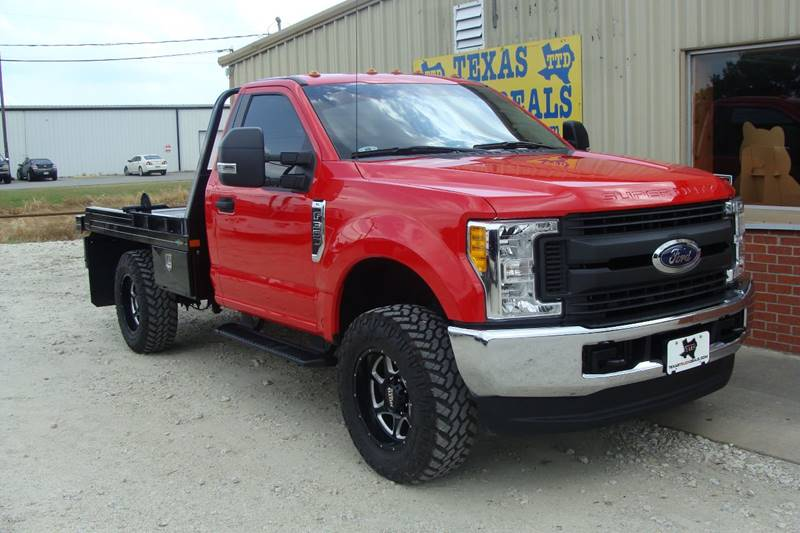 2017 Ford F-350 Super Duty for sale at Texas Truck Deals in Corsicana TX