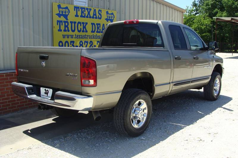 2006 Dodge Ram Pickup 2500 for sale at Texas Truck Deals in Corsicana TX