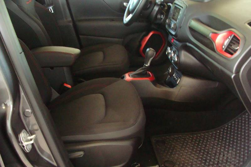 2017 Jeep Renegade for sale at Texas Truck Deals in Corsicana TX