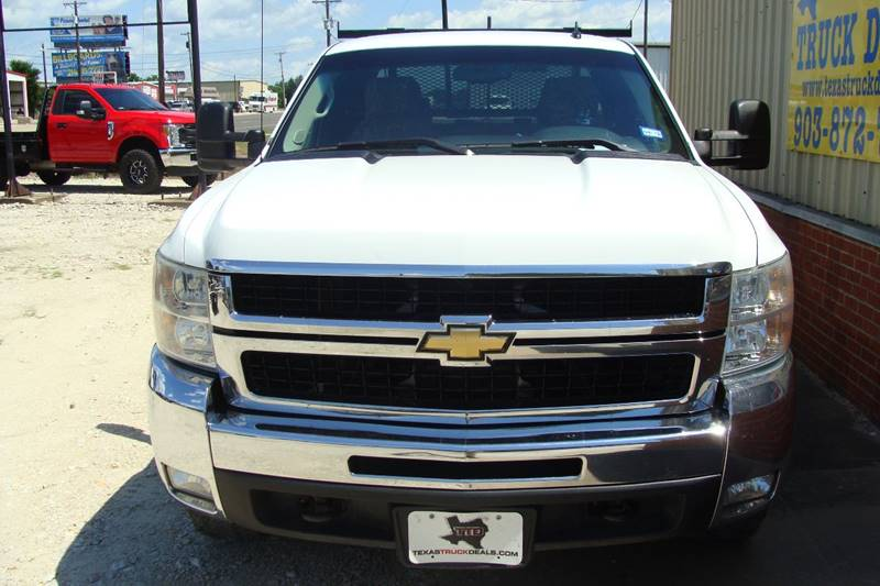 2010 Chevrolet Silverado 3500HD for sale at Texas Truck Deals in Corsicana TX