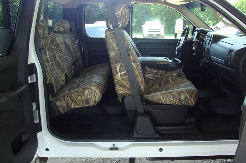 2010 Chevrolet Silverado 3500HD for sale at Texas Truck Deals in Corsicana TX