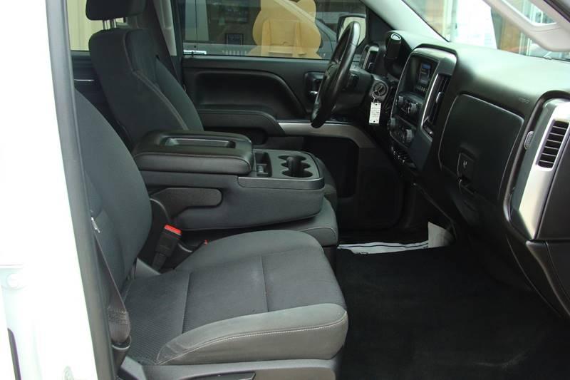 2014 Chevrolet Silverado 1500 for sale at Texas Truck Deals in Corsicana TX