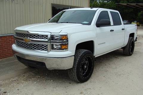 2014 Chevrolet Silverado 1500 for sale at Texas Truck Deals in Corsicana TX