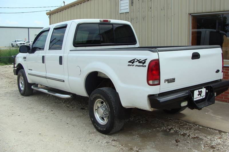 2000 Ford F-350 Super Duty for sale at Texas Truck Deals in Corsicana TX