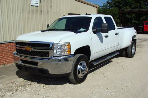 2014 Chevrolet Silverado 3500HD for sale at Texas Truck Deals in Corsicana TX