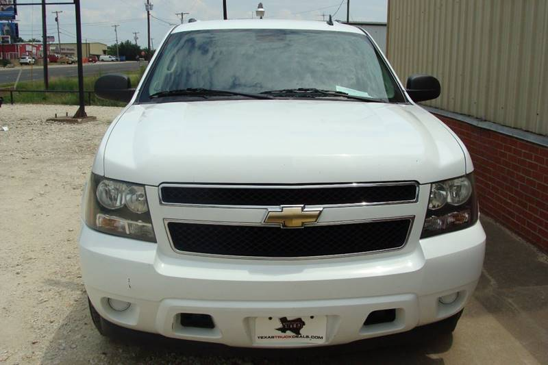 2009 Chevrolet Suburban for sale at Texas Truck Deals in Corsicana TX