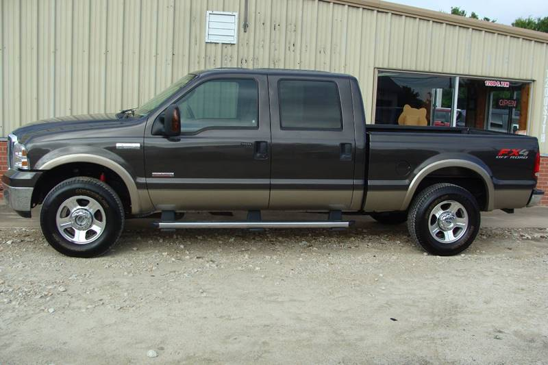 2005 Ford F-250 Super Duty for sale at Texas Truck Deals in Corsicana TX