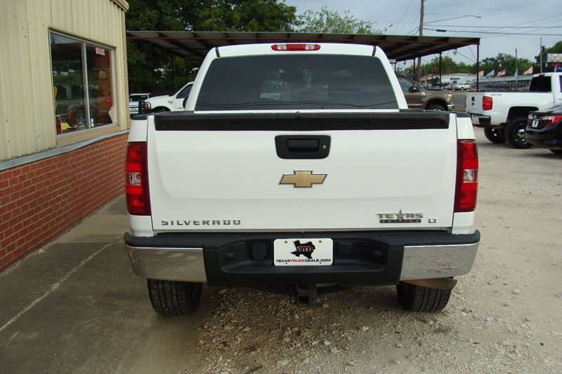 2008 Chevrolet Silverado 1500 for sale at Texas Truck Deals in Corsicana TX