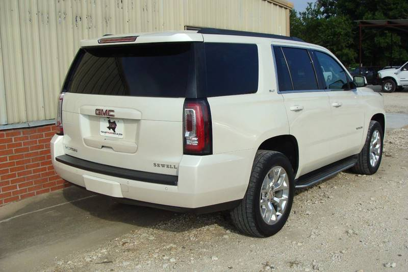 2015 GMC Yukon for sale at Texas Truck Deals in Corsicana TX