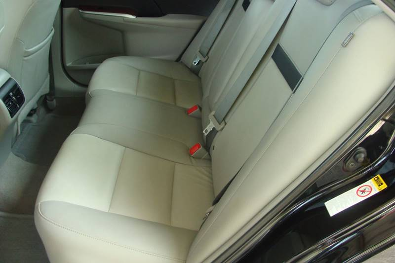 2014 Toyota Camry for sale at Texas Truck Deals in Corsicana TX