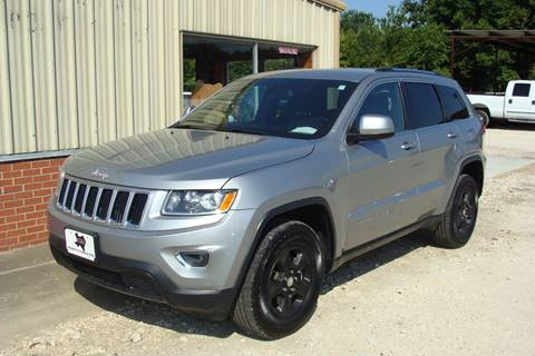 2015 Jeep Grand Cherokee for sale at Texas Truck Deals in Corsicana TX