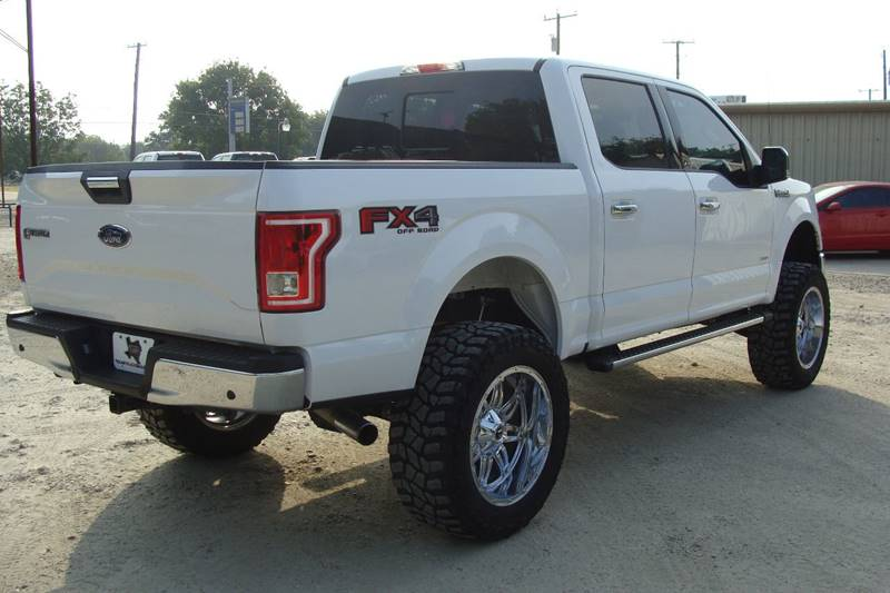 2016 Ford F-150 for sale at Texas Truck Deals in Corsicana TX
