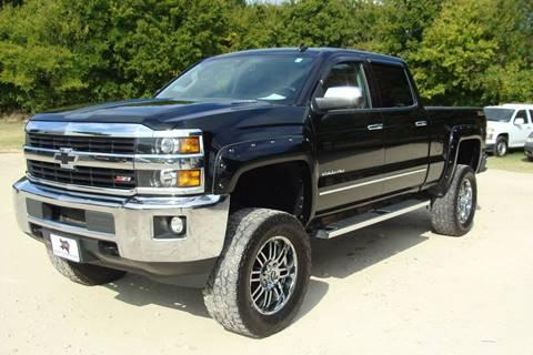 2015 Chevrolet Silverado 2500HD for sale at Texas Truck Deals in Corsicana TX