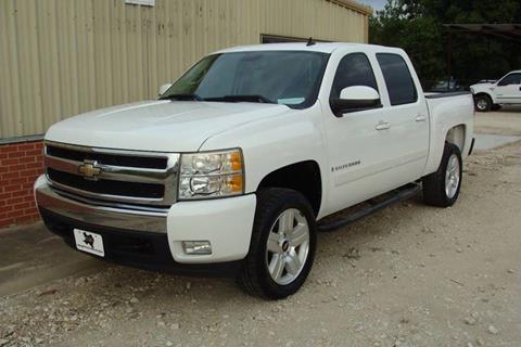 2008 Chevrolet Silverado 1500 for sale at Texas Truck Deals in Corsicana TX