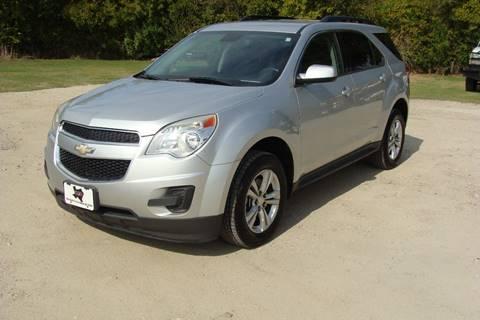 2012 Chevrolet Equinox for sale at Texas Truck Deals in Corsicana TX