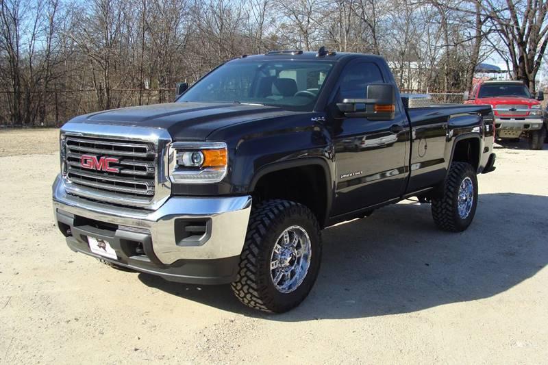 2016 GMC Sierra 2500HD for sale at Texas Truck Deals in Corsicana TX