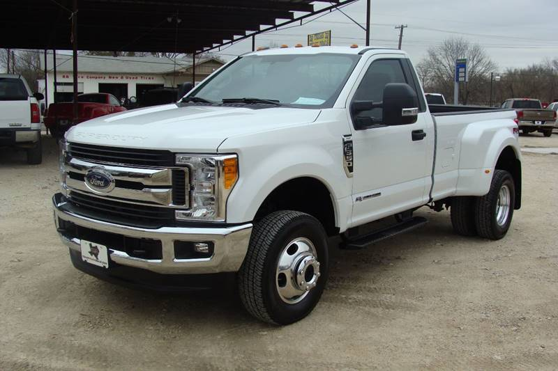 F350 Diesel For Sale >> 2017 Ford F-350 Super Duty XLT In Corsicana, TX - Texas Truck Deals