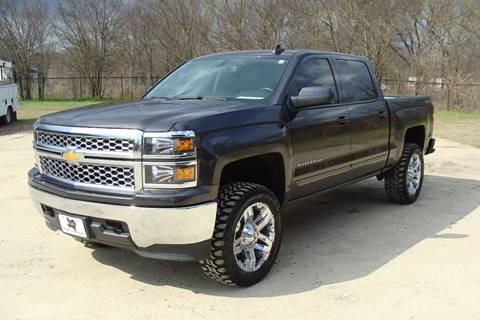 2015 Chevrolet Silverado 1500 for sale at Texas Truck Deals in Corsicana TX