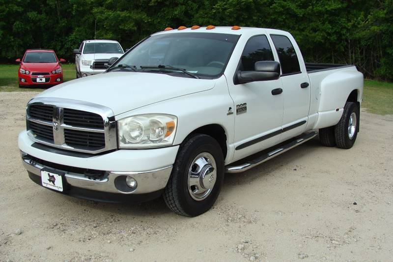 2007 Dodge Ram Pickup 3500 for sale at Texas Truck Deals in Corsicana TX
