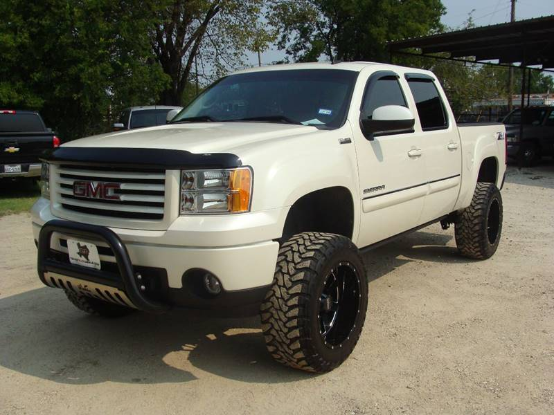 2013 GMC Sierra 1500 for sale at Texas Truck Deals in Corsicana TX